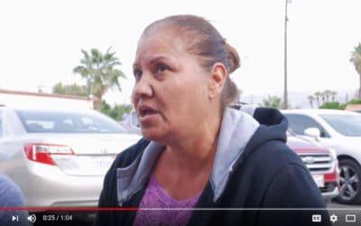 Somos de Mexicali y venimos a Coachella Valley Adult School a aprender inglés