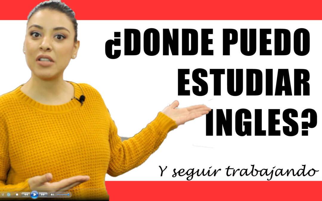 ¿Donde puedo estudiar ingles gratis?