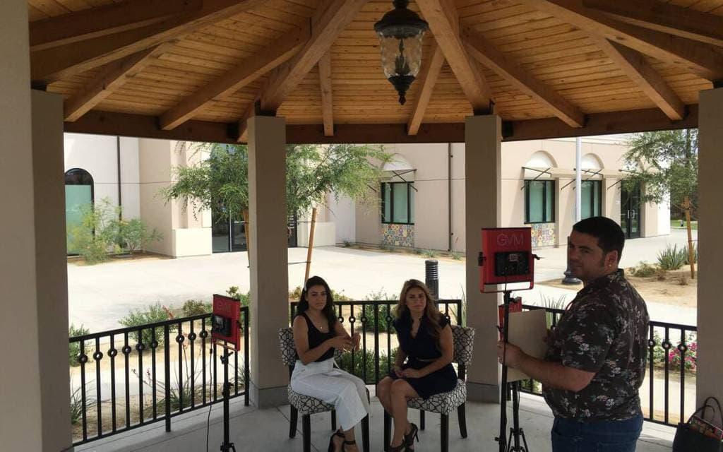 Entrevista DESPIERTA Palm Springs Area: Coachella Valley Adult School
